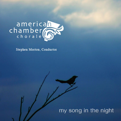 My Song In The Night CD
